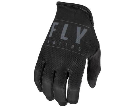 Fly Racing Media Gloves (Black) (L)