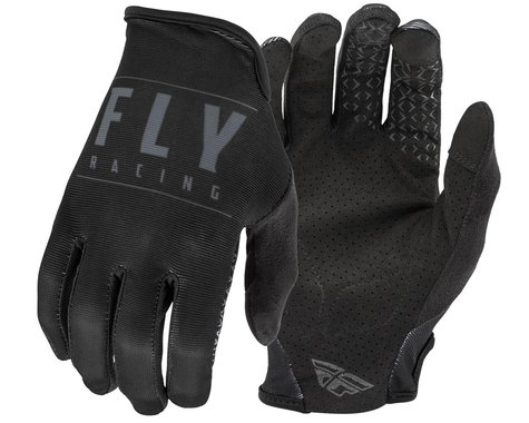 Fly Racing Media Gloves (Black) (3XL)