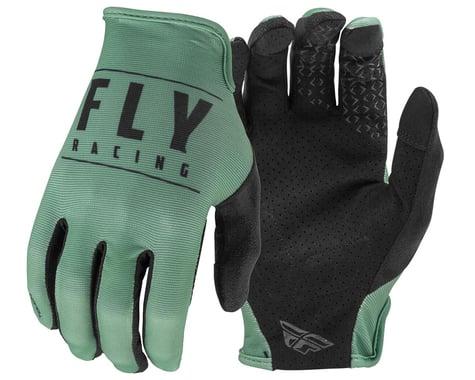 Fly Racing Media Gloves (Sage/Black) (S)