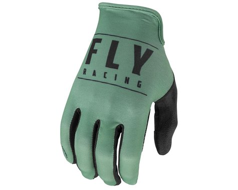 Fly Racing Media Glove (Sage/Black) (XL)