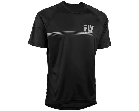 Fly Racing Action Jersey (Black) (2XL)