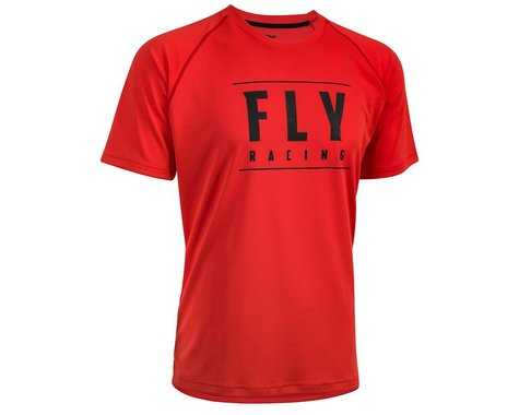Fly Racing Action Jersey (Red/Black) (XL)