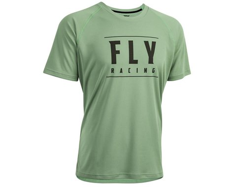 Fly Racing Action Jersey (Sage/Black) (L)