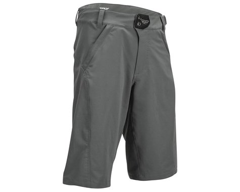 Fly Racing Warpath Shorts (Charcoal Grey) (30)