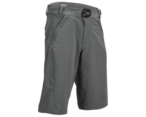 Fly Racing Warpath Shorts (Charcoal Grey) (34)
