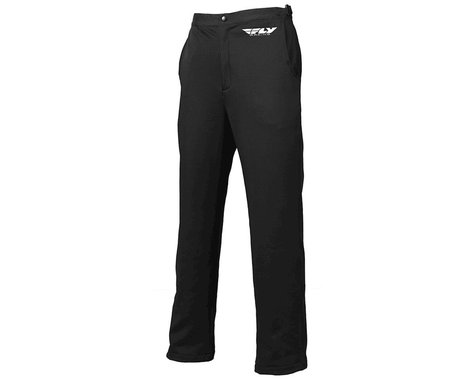 Fly Racing Mid Layer Pant (Black) (L)