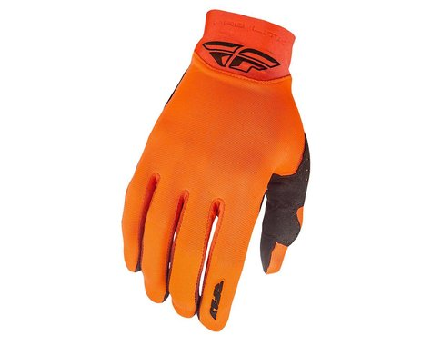 Fly Racing Pro Lite MTB Glove (Fluorescent Orange/Black) (S)