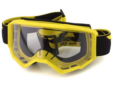 Fly Racing Focus Goggle (Yellow) (Clear Lens)