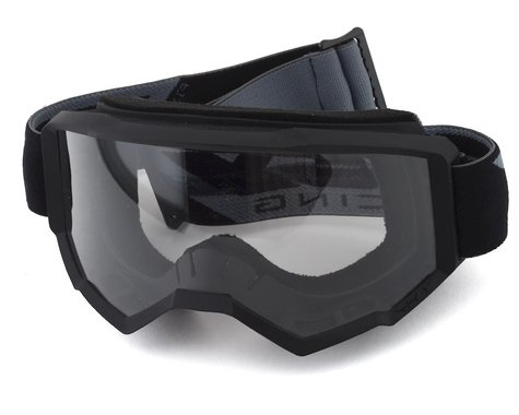 Fly Racing Focus Goggle (Black) (Clear Lens)