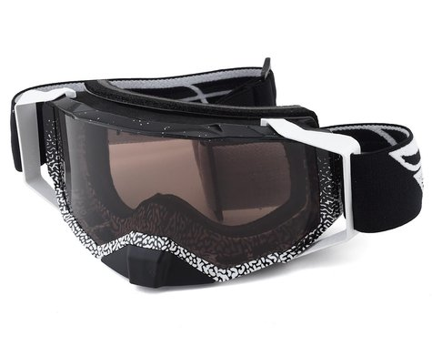 Fly Racing Zone Watercraft Pro Goggle (Black/White) (Polarized Bronze Lens)