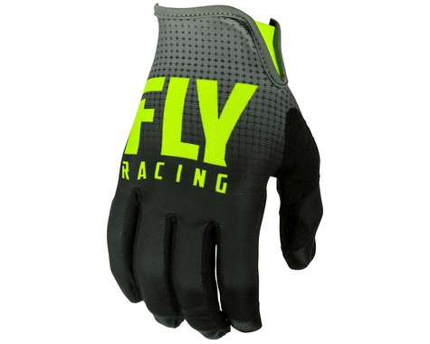 Fly Racing Lite Mountain Bike Glove (Black/Hi-Vis)