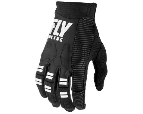 Fly Racing Evolution DST Mountain Bike Glove (Black/White) (2XL)
