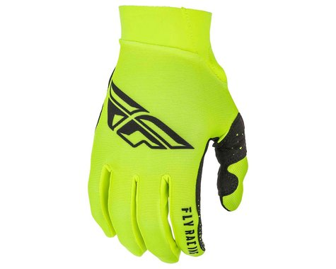 Fly Racing Pro Lite Mountain Bike Gloves (Hi-Vis/Black)