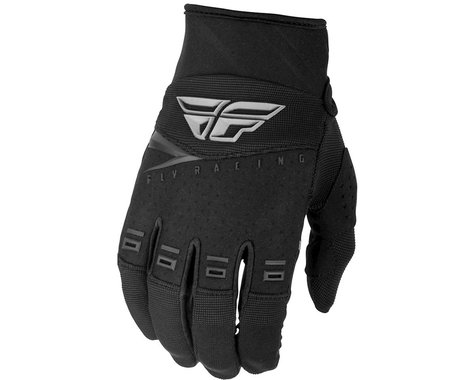 Fly Racing F-16 Gloves (Black) (XS)
