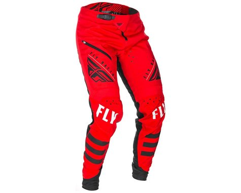 Fly Racing Kinetic Bicycle Pants (Red/Black) (36)