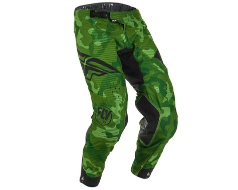 Fly Racing Evolution DST Pants (Green/Black) (34)