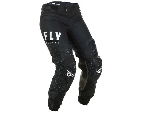 Fly Racing Women's Lite Pants (Black/White) (22)