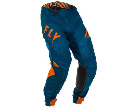 Fly Racing Lite Pants (Orange/Navy) (28)