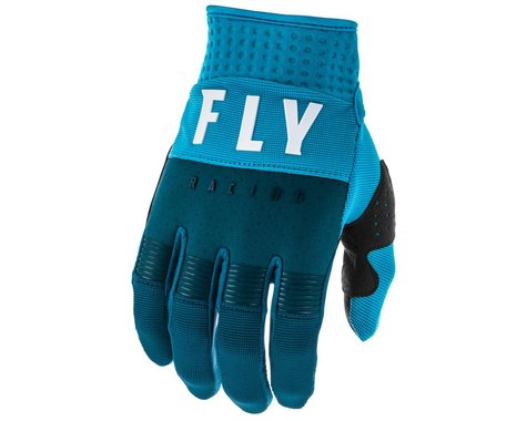 Fly Racing F-16 Gloves (Navy/Blue/White) (S)