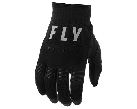 Fly Racing F-16 Gloves (Black) (YXL)