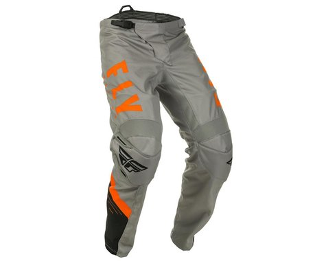 Fly Racing F-16 Pants (Grey/Black/Orange) (20)