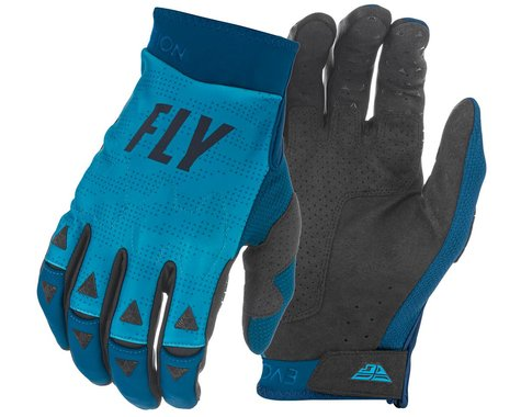 Fly Racing Evolution DST Gloves (Blue/Navy) (M)