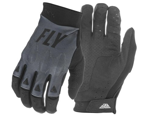 Fly Racing Evolution DST Gloves (Grey/Black/Stone) (XL)