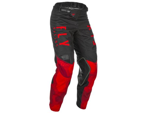 Fly Racing Kinetic K220 Pants (Red/Black/White) (38)