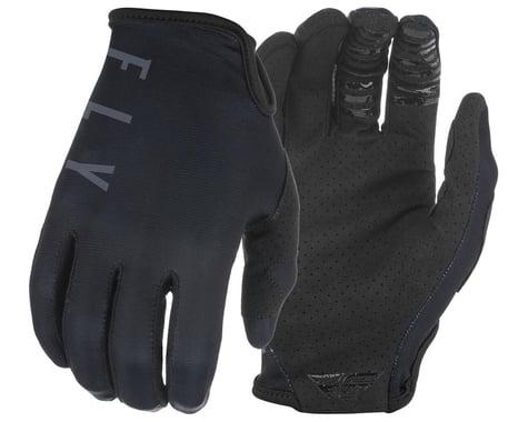 Fly Racing Lite Gloves (Black/Grey) (L)