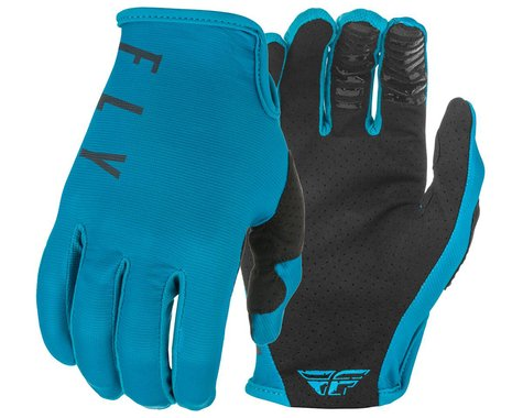 Fly Racing Lite Gloves (Blue/Grey) (M)