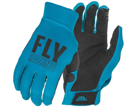 Fly Racing Pro Lite Gloves (Blue/Black) (XS)