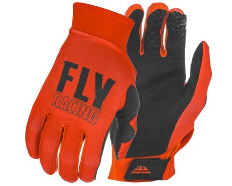 Fly Racing Pro Lite Gloves (Red/Black) (S)