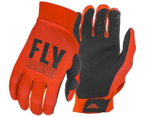 Fly Racing Pro Lite Mountain Bike Glove (Red/Black) (M)