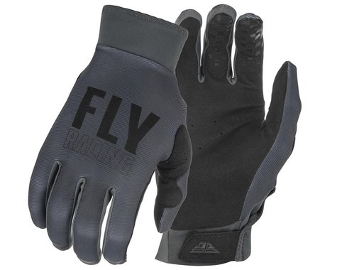 Fly Racing Pro Lite Gloves (Grey/Black) (M)