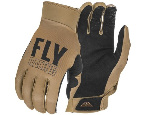 Fly Racing Pro Lite Gloves (Khaki/Black) (L)