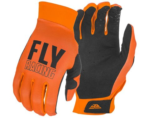 Fly Racing Pro Lite Gloves (Orange/Black) (XS)
