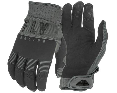Fly Racing F-16 Gloves (Black/Grey) (XL)