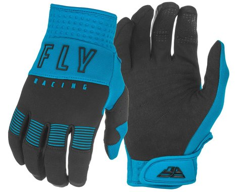 Fly Racing F-16 Gloves (Blue/Black) (2XL)