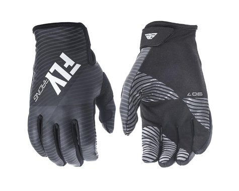 Fly Racing 2019 907 Insulated Gloves (Black)