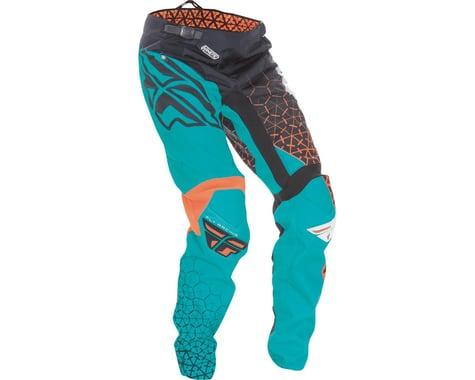 Fly Racing 2016 Kinetic Trifecta BMX Pants (Teal/Orange) (38)