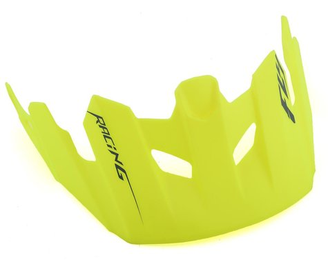 Fly Racing Freestone Replacement Visor (Matte Hi-Vis/Black)