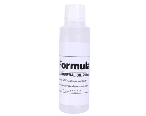 Formula Italy Mineral oil (Only for Cura) 250ml