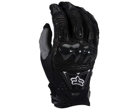 Fox Racing Bomber Gloves (Black) (Medium)