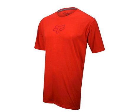 Fox Racing Tournament Tech Short Sleeve Tee (Red)