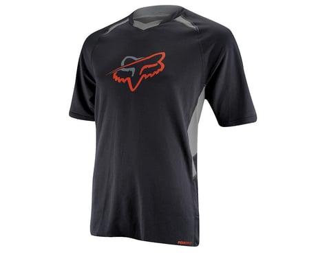 Fox Racing Tech Aircool Short Sleeve Jersey (Grey)