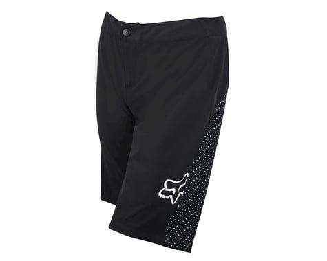 Fox Racing Women's Lynx Shorts (Black)