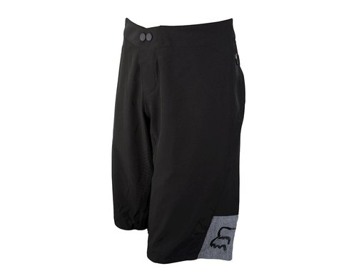 Fox Racing Attack Shorts (Black/Grey)