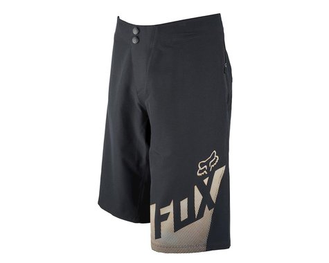 Fox Racing Altitude Shorts (Black/Grey)