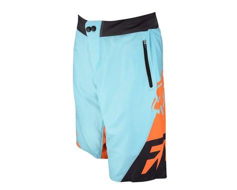 Fox Racing Livewire Shorts (Black/Grey)