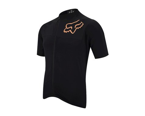 Fox Racing Ascent Pro Short Sleeve Jersey (Black)